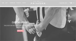 Preview of privateer.co.za